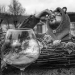 dégustation d'escargots de bourgogne
