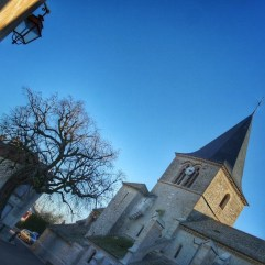 église vieux Talant