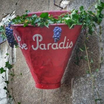 Irancy, le paradis