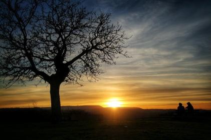 regarder le soleil se coucher, Talant