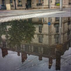 Puddle place de la République Dijon