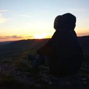 Voir le soleil se coucher Baulme la Roche