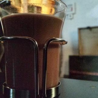 Chocolat chaud Aux saveurs gourmandes, Bellefontaine