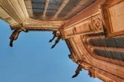Dans les rues du centre historique de Caen