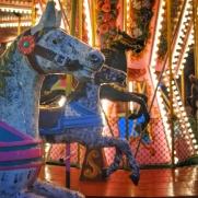 carrousel dans les rues de Caen