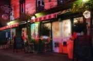 un restau dans les rues du centre historique de Caen