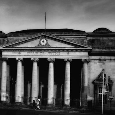 TGI Caen / Palais de justice