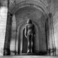 Abbaye aux Hommes cloitre