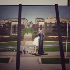 Memorial de Caen extérieur