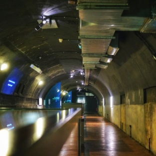 Mémorial de Caen, bunker