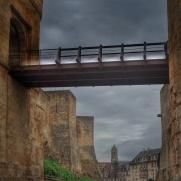 rempart château ducal Caen