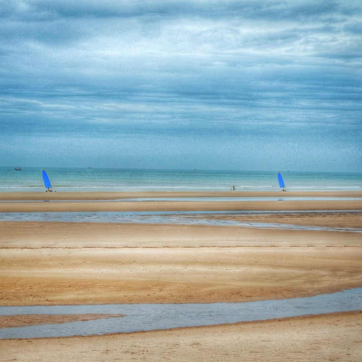 Saint Laurent sur Mer, Omaha beach