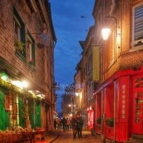 Dans les rues de Honfleur
