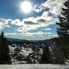vue sur Bellefontaine