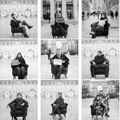 Extrait compte instagram @quentphotography Les personnes en recherche d'emploi passe leur annonce à Dijon