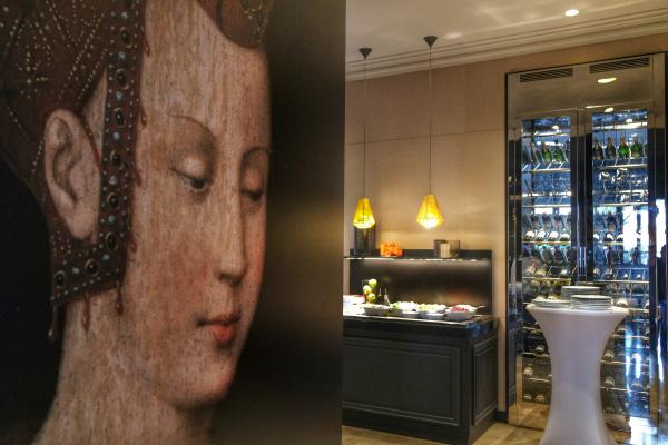 buffet accès brunch Grand Hotel La Cloche MGallery