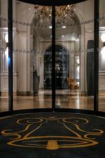 Entrée Grand Hôtel La Cloche MGallery