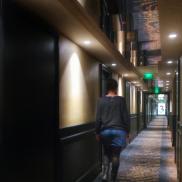 couloir 3ème étage Grand Hôtel La Cloche MGallery