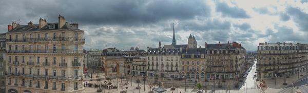 panorama chambre 315 Grand Hôtel La Cloche MGallery