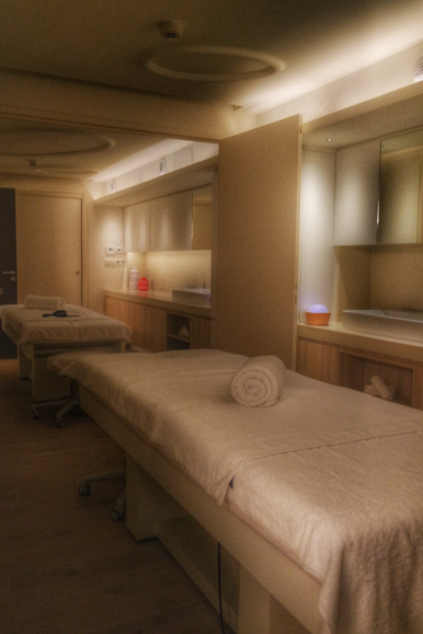 salle de massage Duo SPA by La Cloche