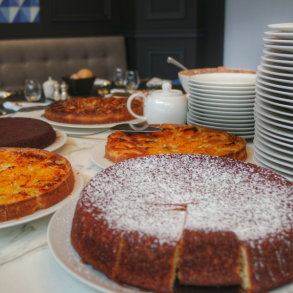 supplément desserts brunch Grand Hotel La Cloche MGallery