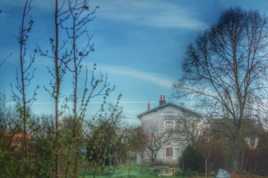 Ancienne gare de Pouillenay