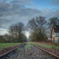 ancienne voie ferrée Pouillenay