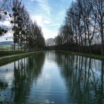 Auxois, Canal de Bourgogne