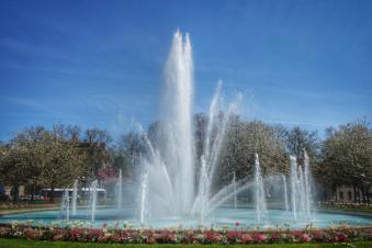 bassin place Wilson Dijon