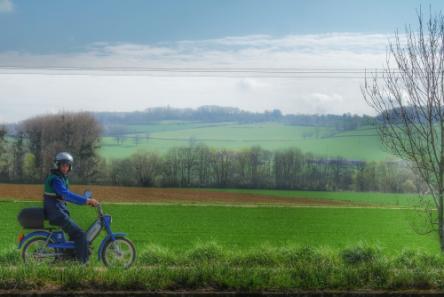 éclusier volant Auxois Canal de Bourgogne