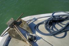 encre et cordage bateau sans permis Canal de Bourgogne