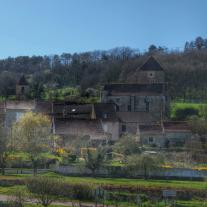 Maison forte Courcelles les Montbard Auxois Canal de Bourgogne