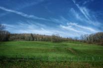 paysage Auxois Canal de Bourgogne 1