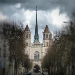 Cathédrale Saint Bénigne, Dijon, Bourgogne