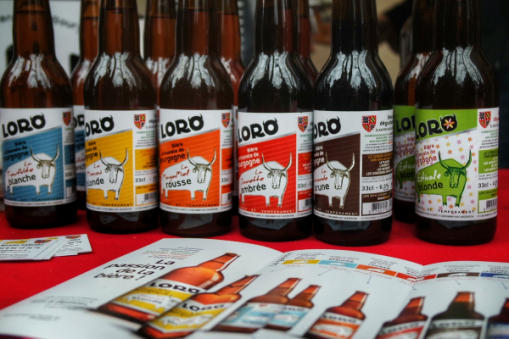 Bières Loro, Houblonnades, Dijon, Bourgogne