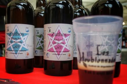 Zuthos, Houblonnades, Dijon, Bourgogne