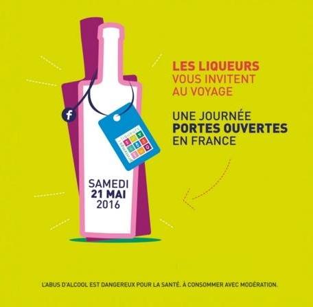 affiche printemps des liqueurs 2016
