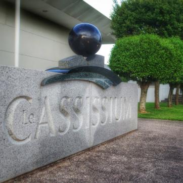 entrée Cassissium