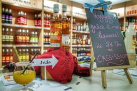 Idée cocktail by le Cassissium