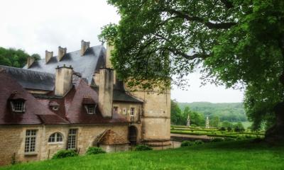 extérieur Château de Bussy-Rabutin