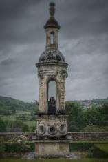 Haut les mains au château de Bussy Rabutin Bourgogne