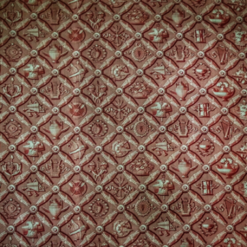 tapisserie château de Bussy-Rabutin Bourgogne