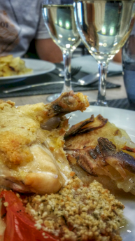 Menu groupe Le Grand Couvert restaurant Citadelle de Besançon