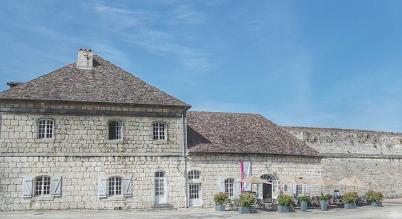 Le Grand Couvert restaurant Citadelle de Besançon