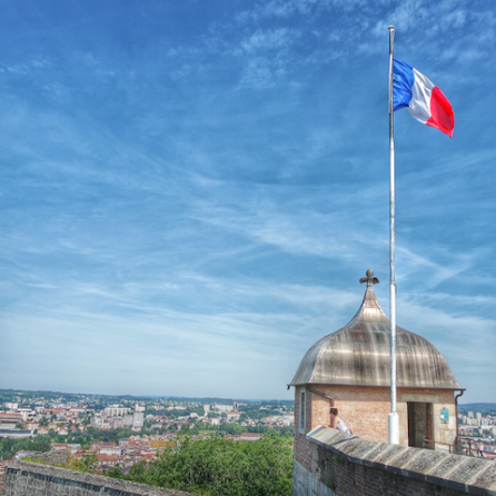 Flâner à Besançon et sa citadelle, Bourgogne Franche Comté