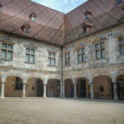 Palais Granvelle Besançon Bourgogne Franche Comté