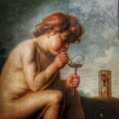 Musée du Temps Palais Granvelle Besançon