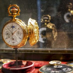 Leroy01 Musée du Temps Palais Granvelle Besançon