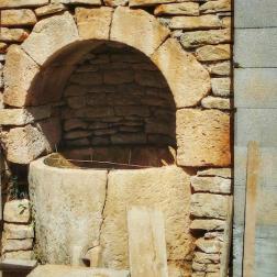 L'ancêtre de la machine à laver, Antheuil, Vallée de l'Ouche, Bourgogne, France