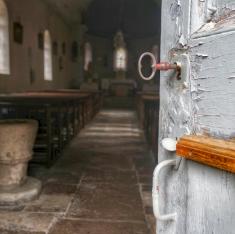 Eglise Antheuil, Vallée de l'Ouche, Bourgogne